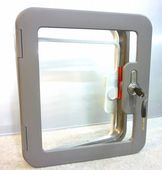 Dometic SK5 Cassette Toilet Service Hatch Door frame GREY